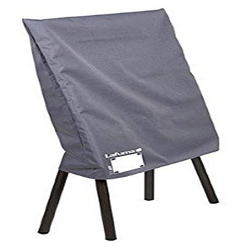 Lafuma Housse de rangement pour table carrée (64 x 68 cm), Couleur: Anthracite, LFM2594-0006