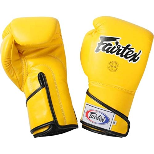 Fairtex BGV6 Gloves - Muay Thai Kickboxing MMA Training Boxing Equipment Gear...