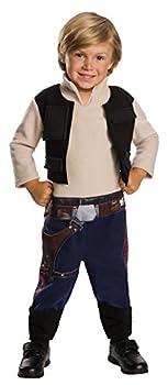 Rubie s Star Wars Child s Classic Han Solo Costume 2T