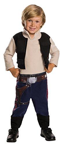 Han Solo Toddler Fancy Dress Costume 2T