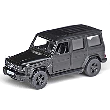 Tianmei 1 32 Scale SUV Styling Alloy Die-Cast Car Model Collection Decoration Ornaments Kids Play Vehicle Toys with Pull Back Action and Open Doors  BC G63 - Black