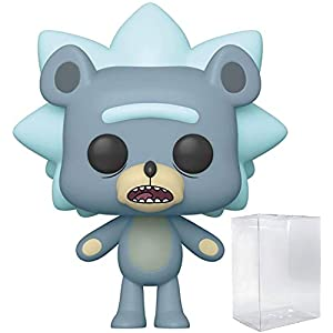 Funko Pop Teddy Rick (Rick & Morty 662) Funko Pop Rick & Morty
