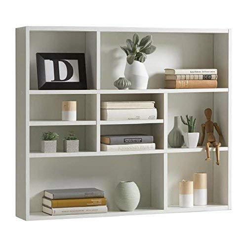 Estanterías Blancas Para Habitacion De Pared estanterías blancas para habitacion  Marca deine-tante-emma