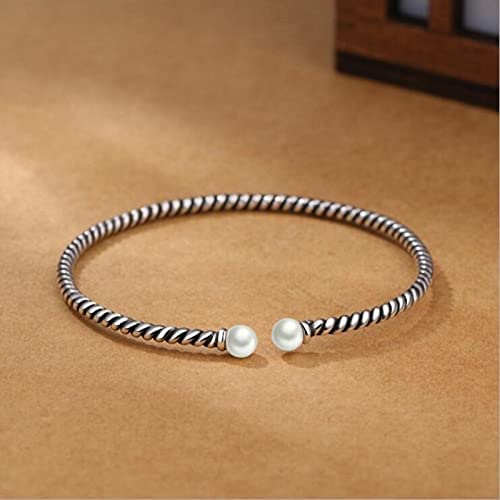 Exquisite Max 88% OFF Personality discount 925 Sterling Jewelry Thai St Silver