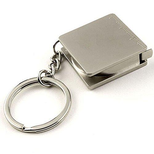 Mini Steel Tape Measure Keychain (Measure Tape)