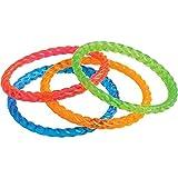Lot Of 12 Assorted Color Child Size Plastic Bangle Bracelets
