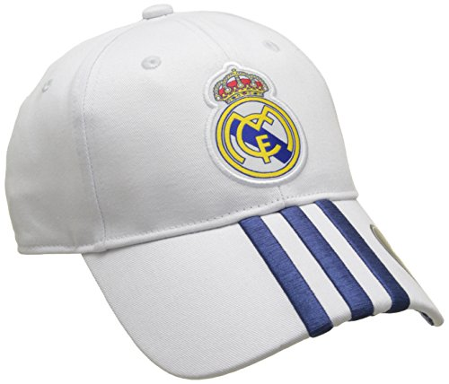 Hombre Morado Vioray//Balcri OSFM adidas Real Madrid A 3S Gorra