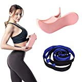Xtextile Exerciser Pelgrip Pelvis Floor Muscle Medial Exerciser Hip Muscle&Inner Thigh Trainer Correction Beautiful Buttocks for Wome