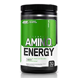 """A caffeine-infused """"anytime energy"""" ready-to-mix powder alternative to carbonated beverages, energy drinks, flavoured waters, and teas Essential amino acids, natural caffeine and vitamin C help boost your energy and keep your focus and drive on point..."""