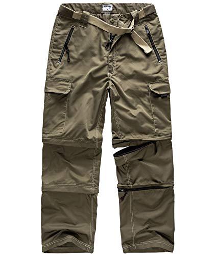 Surplus Trekking Trousers Pantalon, Vert, W34/L33 (Taille Fabricant: L) Homme