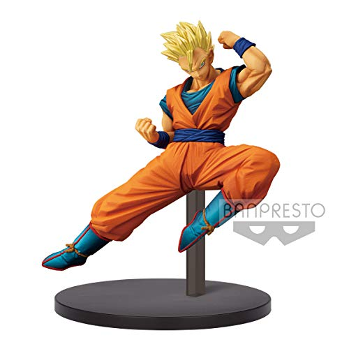 Banpresto. Dragon Ball - Son Gohan Super Saiyan Chosenshiretsuden Vol. 4 Figuren