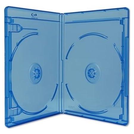 Viva Elite Double Blu Ray 2 Discos Estuchos Slim 6mm - 1 unidad
