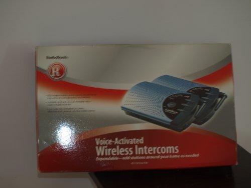 Radio Shack Wireless Intercom System by Radio Shack
