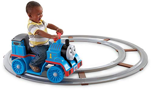 Power Wheels 6V Battery Powered Thomas & Friends Thomas Train with Track