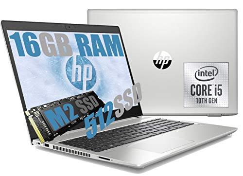 Notebook HP ProBook 430 G7 Portatile Display da 13.3  Full HD Cpu Intel Quad core i5-10210U 10th gen 4,2Ghz  Ram 16Gb DDR4  SSD Nvme M.2 512GB  VGA INTEL UHD  Hdmi Wifi RJ-45 Bluetooth Windows 10 pro