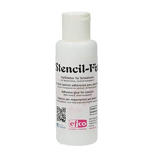 Efco lijm voor sjablonen van kunststof, 50 ml, Stencil-Fix