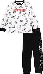 Fortnite Pijama Niños Talla 12