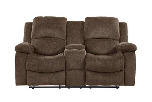Global Furniture USA Sofa/Loveseat, Brown