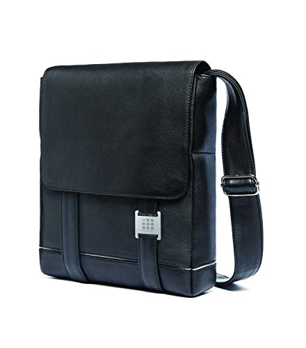 Moleskine Lineage Leather Reporter Bag