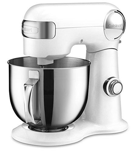 Cuisinart SM-50 5.5 - Quart Stand Mixer, White