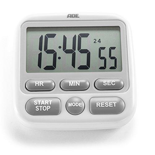 ADE Digitaler Küchentimer TD 100 (weiß)