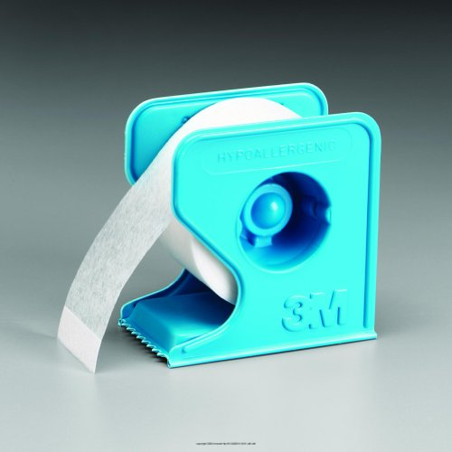 "3M Micropore Surgical Paper Tape with Dispensers, 2"",Container of 6 Each"