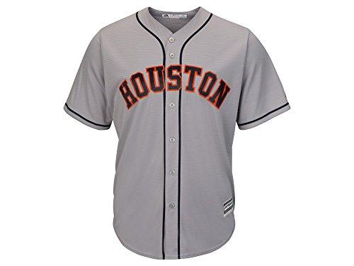 YQSB Jersey Baseball Hauptliga-Baseball Houston Astros # 27 Altuve Baseball Jersey,Blue,Men-XXXL