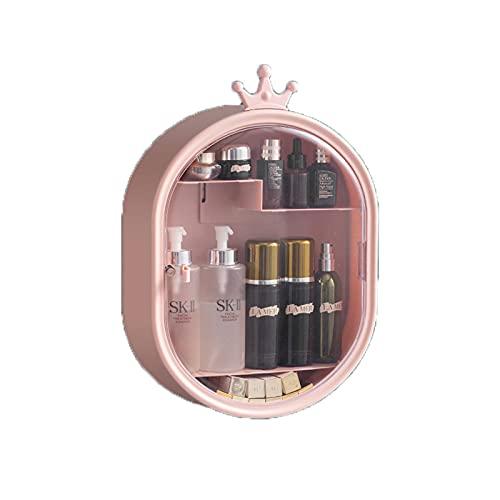 HRTX Caja para Cosmético,Organizador De Maquillaje con Gavetas Belleza Joyería Cajón De Almacenamiento De Tipo Escritorio Guardar Espacio para Tocador, Baño, Dormitorio