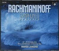 交響曲全集 ヤンソンス&サンクト・ペテルブルク・フィル(3CD)