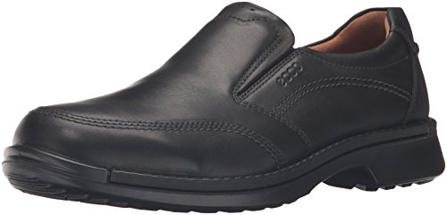 Ecco Leather Slip on Shoes for Men