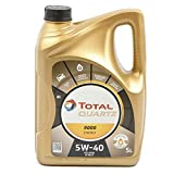 PACK Total Quartz 9000 Energy 5W-40 5 lts + Filtro Aceite Original motor 1.6HDi (1109.AY)