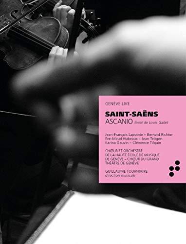 Camille Saint-Saens - Ascanio (Genève live)