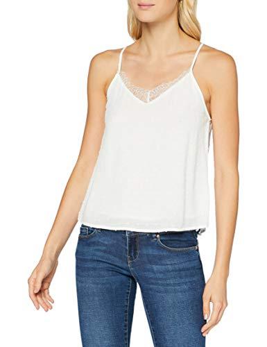 Pimkie Phs20 Srwann Blusas y Camisas de Mujer, Blanc, 42