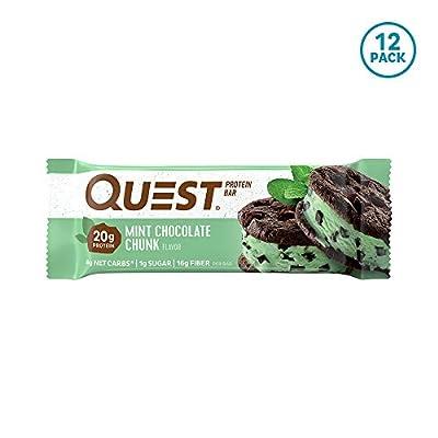 Quest Nutrition Mint Chocolate