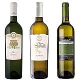 Passerina + Pecorino + Catarratto | i vini del Sud | vino bianco | 3 x 75cl...