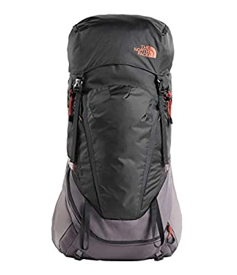 The North Face Women's Terra 55, Rabbit Grey/Asphalt Grey, Medium/Large