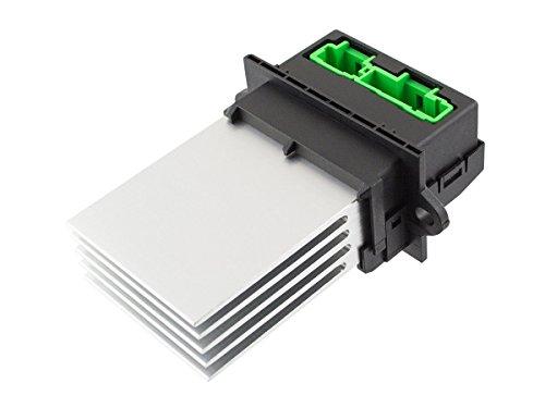 Ventilateur Régulateur Ventilateur Résistance climatique Appareil de commande Appareil de commande pour ventilation Chauffage Citroen myshopx W2