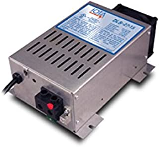 IOTA DLS-27-15/IQ4 15A 24VDC 120VAC Battery Charger with IQ4 Controller