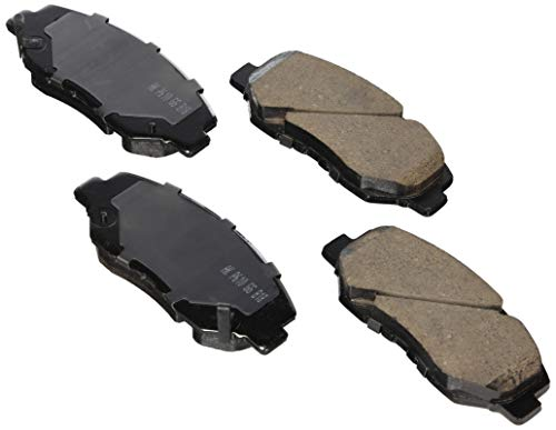 Akebono ASP914 Performance Ultra Premium Ceramic Disc Brake Pad Kit