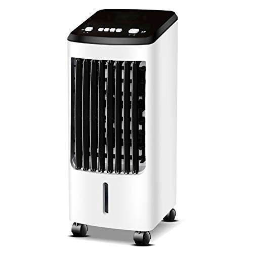 Air Conditioners Evaporative Coolers Silent Portable Air Conditioner Home Personal Air Conditoner Small Personal Air Cooler YZJL (Color : White-a)