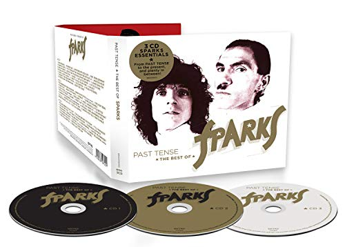 Past Tense-the Best of Sparks (Deluxe)