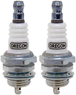Oregon (2 Pack) 77-313-1-2pk Spark Plug Replaces Bosch W9ECO Champion J17LM NGK B4LM