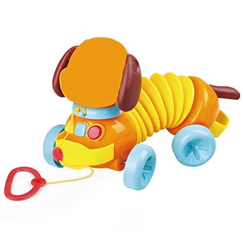 TWW Kinderakkordeon, Jungen und Mädchen, pädagogische Musikinstrumente, Kleinkinder und musikalisches Komfortspielzeug für Kinder
