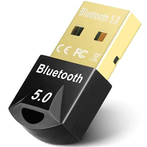 Bluetooth 5.0 Adapter USB, Bluetooth USB...