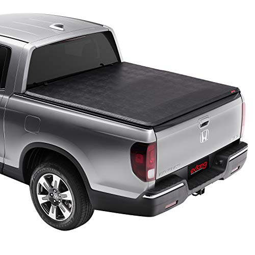 Extang Trifecta 2.0 Soft Folding Truck Bed Tonneau Cover | 92985 | Fits 2005-20 Nissan Frontier (with factory side bed rail caps only) 5' Bed