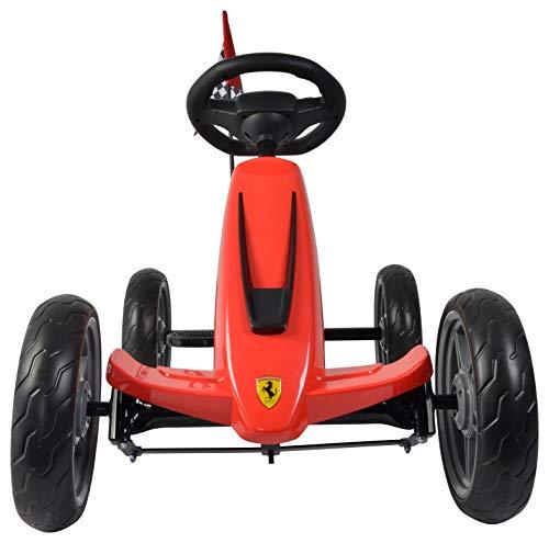 Ferrari Pedal Go-Kart, Rojo