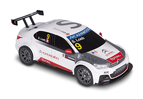 Toy State – Voitures Echelle 1:16 Ford Fiesta RS