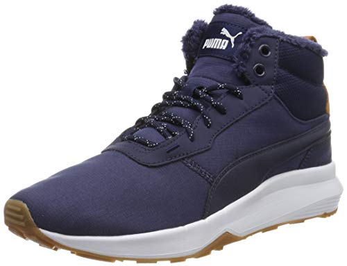 Puma ST Activate Mid WTR, Unisex-Erwachsene High-Top, (Peacoat-Peacoat 03), 43 EU (9 UK)