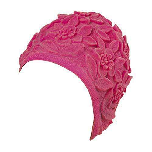 Beco Latex-Ornamenthaube Badehaube, Pink, One Size