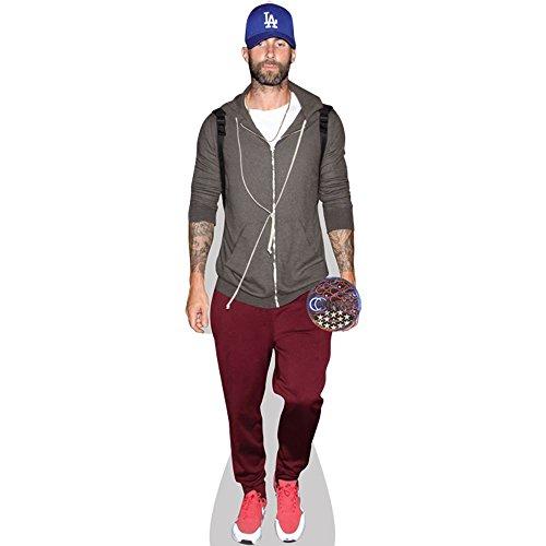 Adam Levine (Casual) a grandezza naturale
